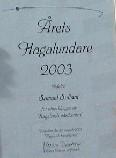 Årets Hagalundare 2003