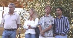 Årets Hagalundare 2004 Hagalundsparken
