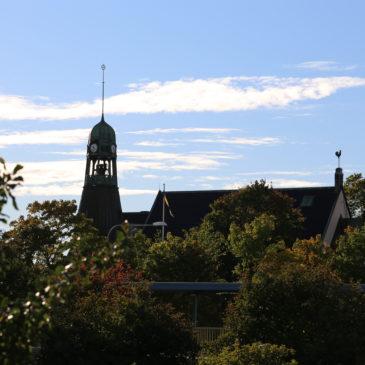 Händer i Hagalund i oktober