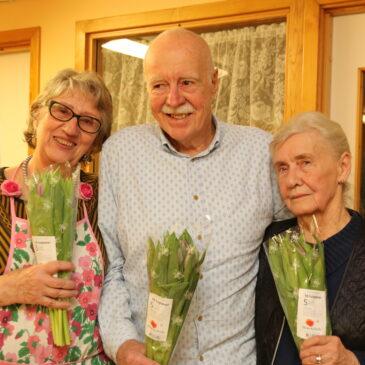Årsmöte för föreningen Ett levande Hagalund har hållits