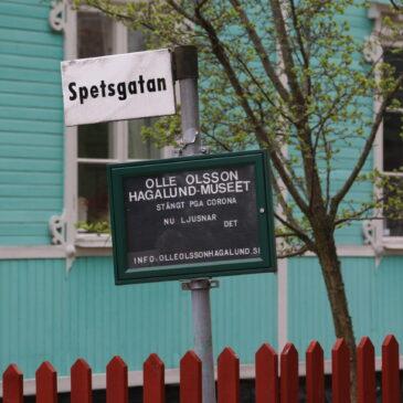 Händer i Hagalund i maj