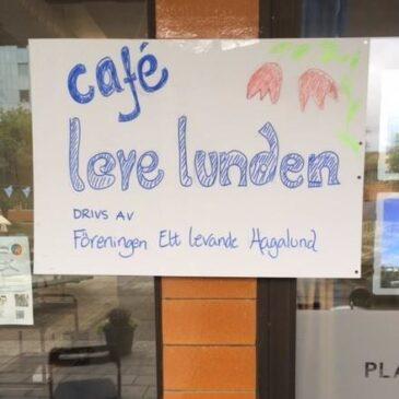 Café Leve Lunden i Hagalund