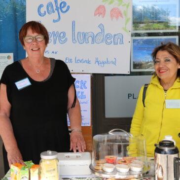 Nu är Café Leve Lunden i Hagalund igång