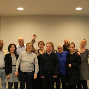 Årsmötet för Ett Levande Hagalund har hållits