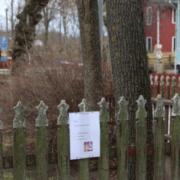 Händer i Hagalund i april